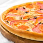 Пицца Ассорти мясное. Доставка пиццы Раменское. Доставка пиццы Раменский район