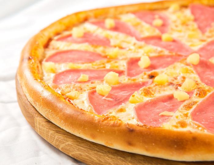 Пицца Гавайская.  Доставка пиццы Раменское. Доставка пиццы Раменский район