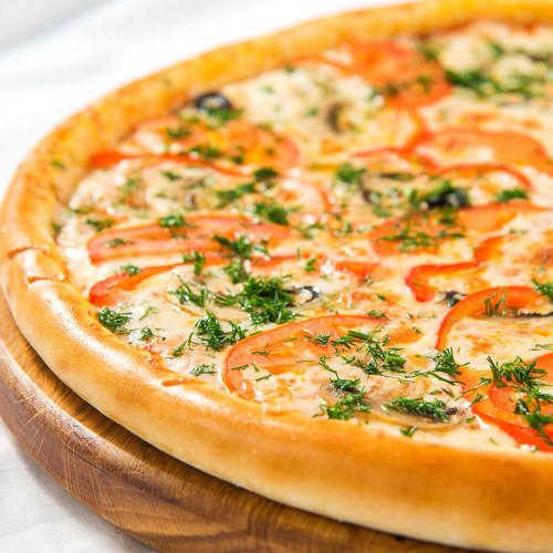 Пицца Вегетарианская. Доставка пиццы Раменское. Доставка пиццы Раменский район